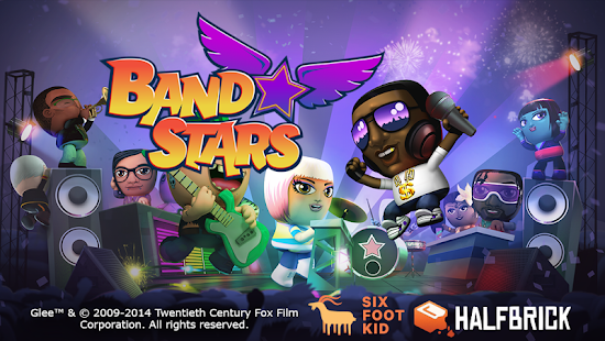 Band Stars Screenshot