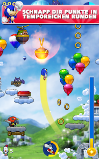 Sonic Jump Fever Screenshot