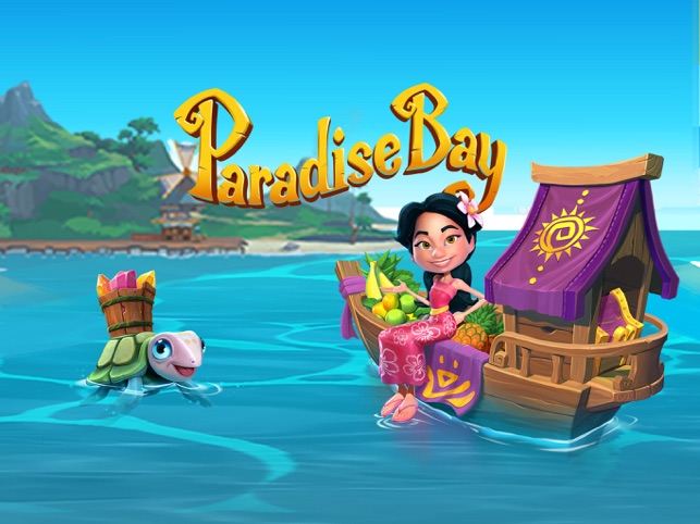 Paradise Bay Screenshot