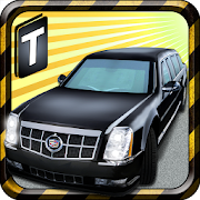 Limousine Parking 3D