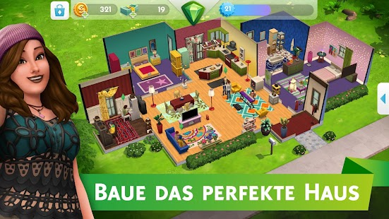 Die Sims™ Mobile Screenshot