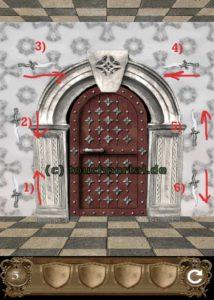 100 Gates: Level 5 Lösung - 100 Tore