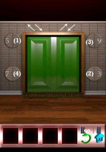 100 Doors Level 57