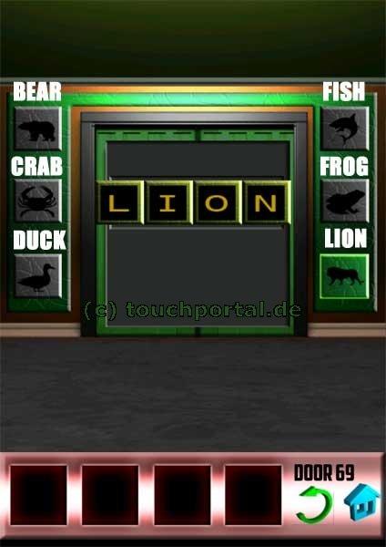 100 doors level 68 69 70 71 72 73 solution guide new for 100 doors door 4 solution