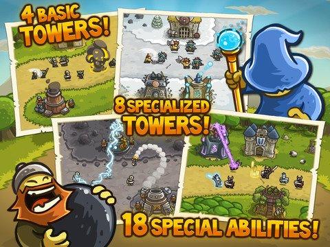 besten tower defense spiele
