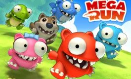 Mega Run: Bald für Android - Update für iPhone, iPad und iPod Touch