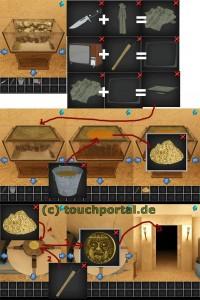 100 Rooms Level 29 Lösung - Schritt 2