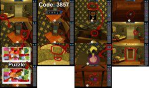 Floors Escape Level 5 Lösung