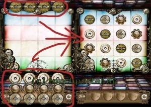 100 Gates Level 34 Lösung von 100 Tore