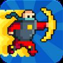 App des Tages: Super Bit Dash für Android, iPhone und iPad - Das Spiel in Retro Optik