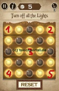 The Curse Level 13 Lösung