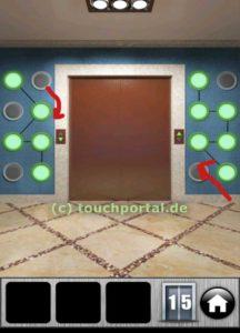100 Doors 2013 Level 15 Lösung