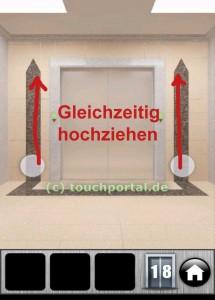 100 Doors 2013 Level 18 Lösung