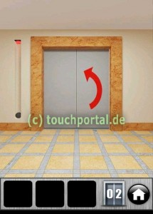 100 Doors 2013 Level 2 Lösung