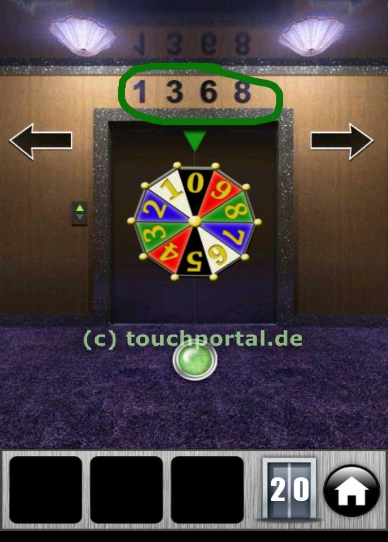 100 Doors Floors Level 91