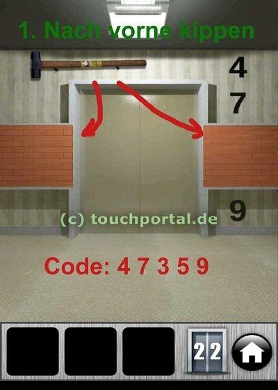 100 Doors Of Revenge Level 17 Solution Explanations