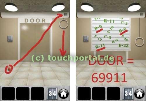 100 Doors 2013 Level 34