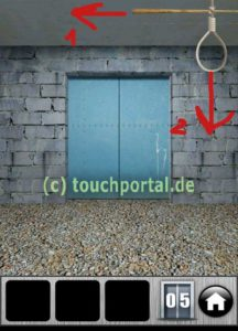100 Doors 2013 Level 5 Lösung