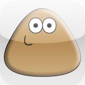 Pou nun auch im iTunes App Store für iPhone und iPad erhältlich