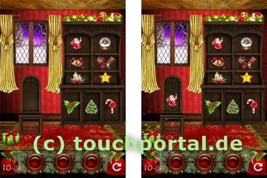 100 Weihnachtsgeschenke Level 10 Lösung