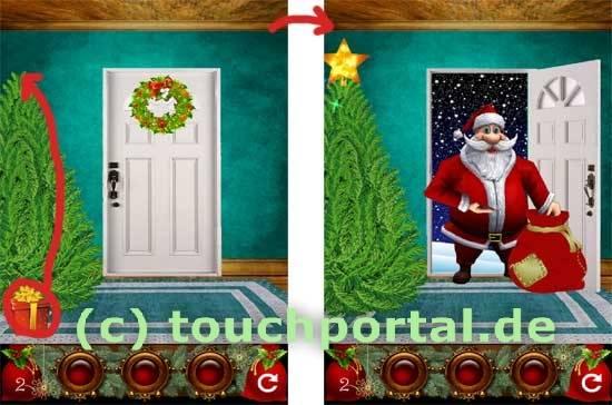 100 Weihnachtsgeschenke Level 2 Lösung