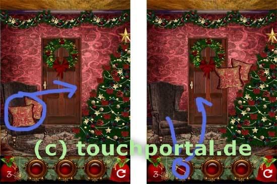 100 Weihnachtsgeschenke Level 3 Lösung