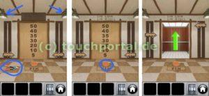 100 Doors 2013 Level 104 Lösung