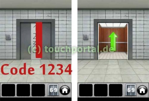 100 Doors 2013 Level 69
