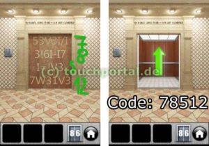 100 Doors 2013 Level 86 Lösung