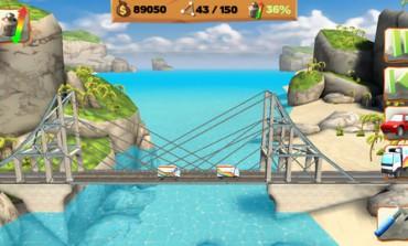 Bridge Constructor Playground im iTunes App Store für iPhone und iPad veröffentlicht