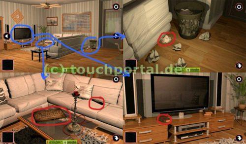Curse Breakers Paranormal Lösung Schritt 2