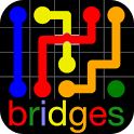 Flow Free Bridges