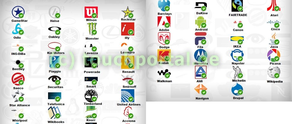 Logo Quiz 2 Answers Food And Drink | Logo Wallpaper