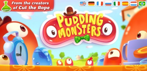 Pudding Monsters für Android, iPhone und iPad