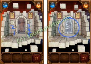 100 Doors Parallel Worlds Level 21