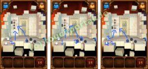 100 Doors Parallel Worlds Level 15 Lösung