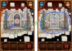 100 Doors Parallel Worlds Level 22