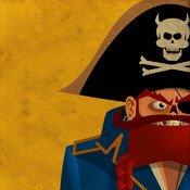 Langbein und der Pirat Ohnenase - Kinder App für iPhone und iPad