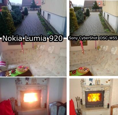 Nokia Lumia 920 vs Sony Cybershot DSC W55 (Klicken zum Vergrößern)