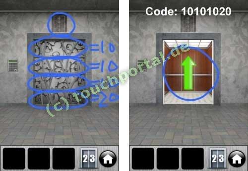 100 doors of revenge level 21 bis 30 l sung touchportal for 100 doors door 23