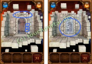 100 Doors Parallel Worlds Level 31 Lösung