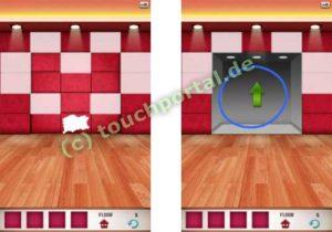 100 Floors Valentines Special Level 5 Lösung