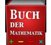 Buch der Mathematik App des Tages für Android