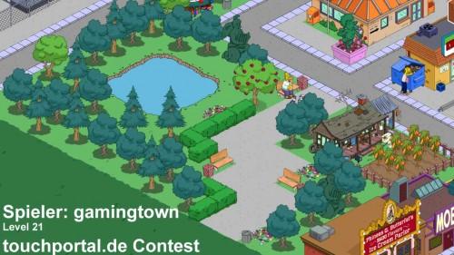 Park Contest: Die Simpsons Springfield
