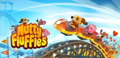 Nutty Fluffies Rollercoaster Wallpaper