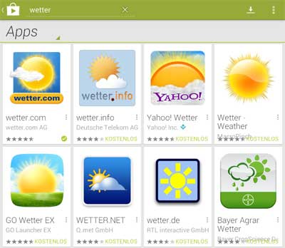 android software download deutsch kostenlos