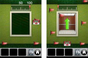 100 Doors Runaway Level 75 Lösung