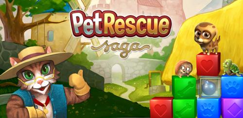 Pet Rescue Saga App