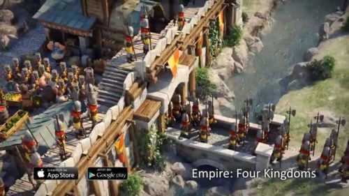 Empire Four Kingdoms Tipps und Tricks