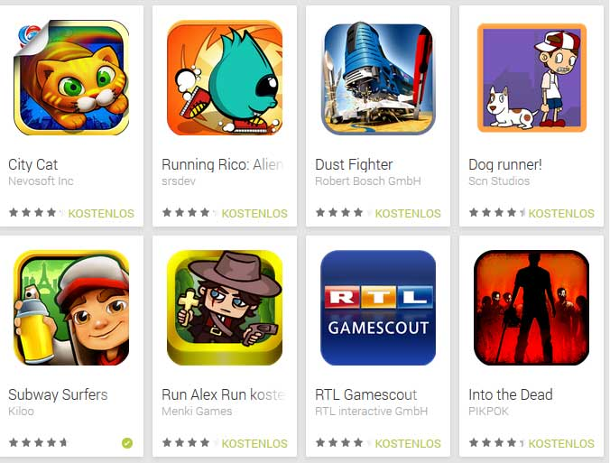 Spiele Apps Kostenlos Android